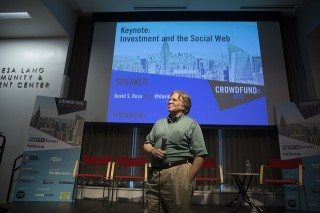 CROWDFUNDx: Investment & The Social Web with David S. Rose